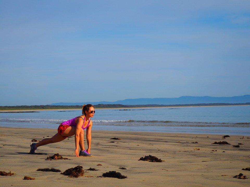 10 rad jak być fit podczas podróżowania