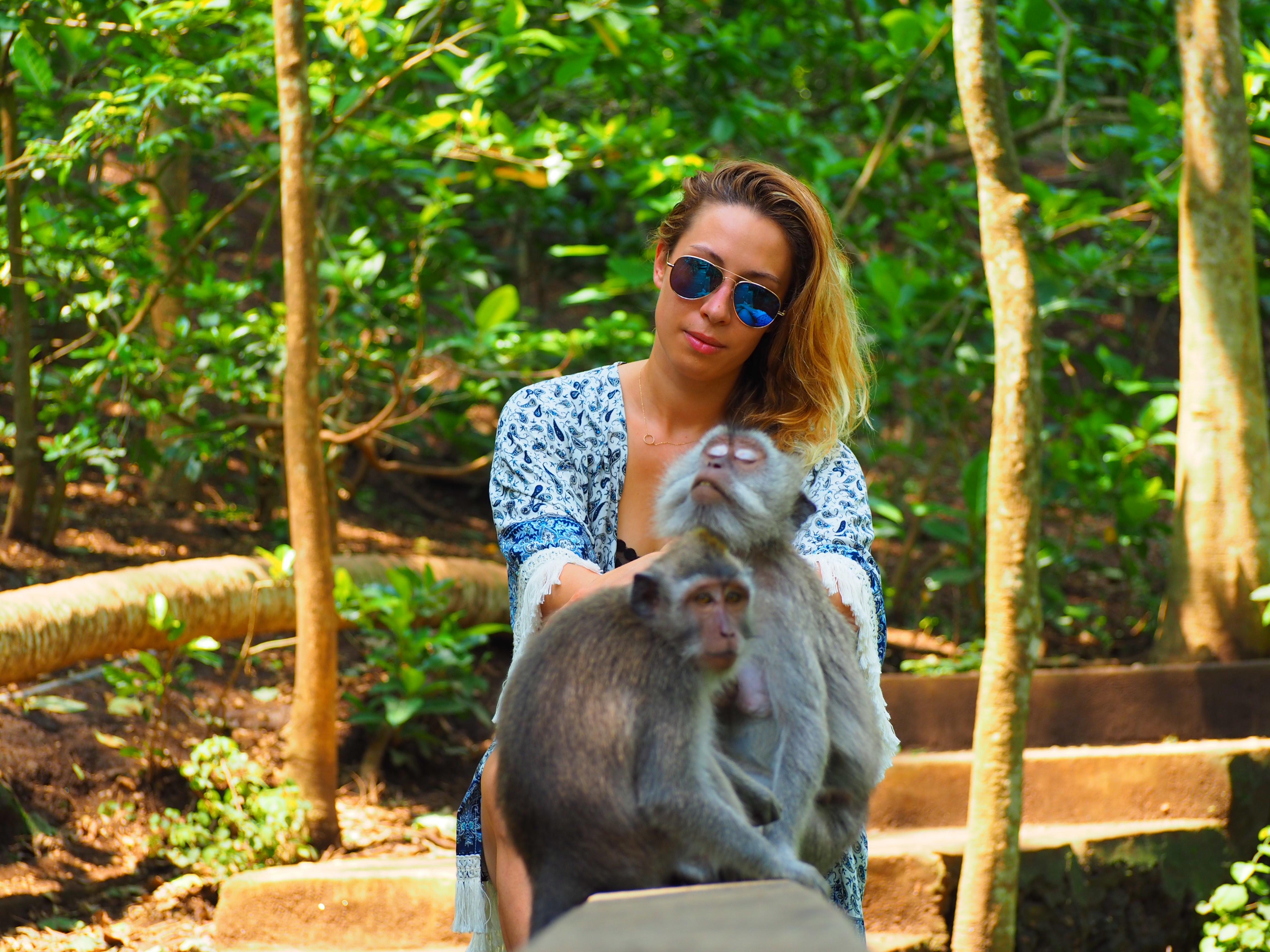 Moje 5 top rzeczy do zrobienia w Ubud, Bali