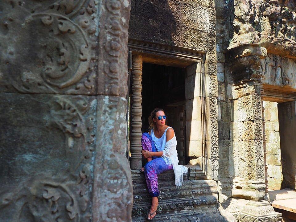 Jak zwiedzać świątynie Angkor