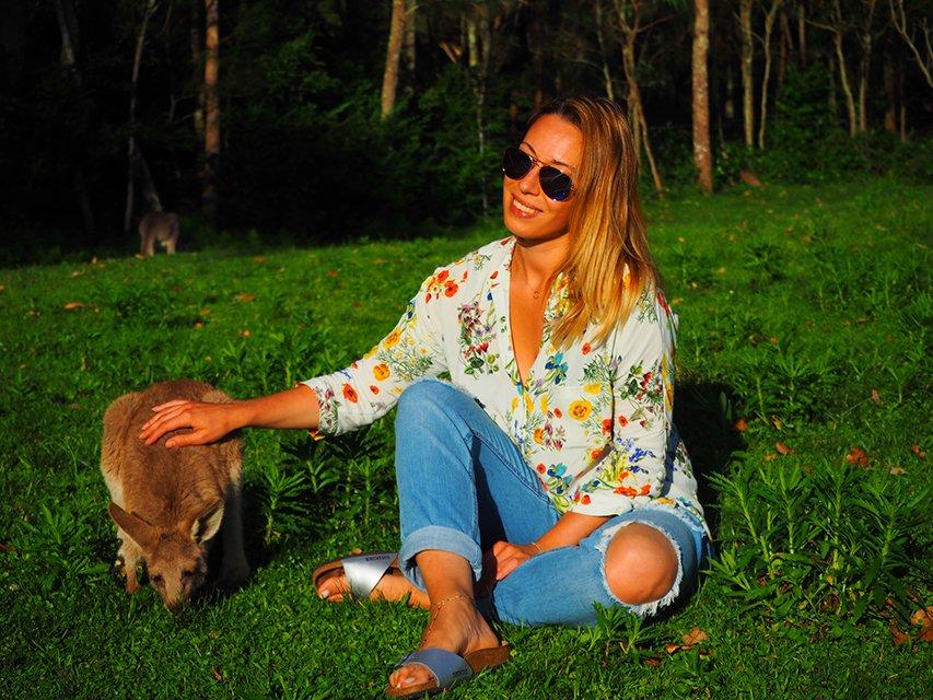 Gdzie spotkać kangury w Australii