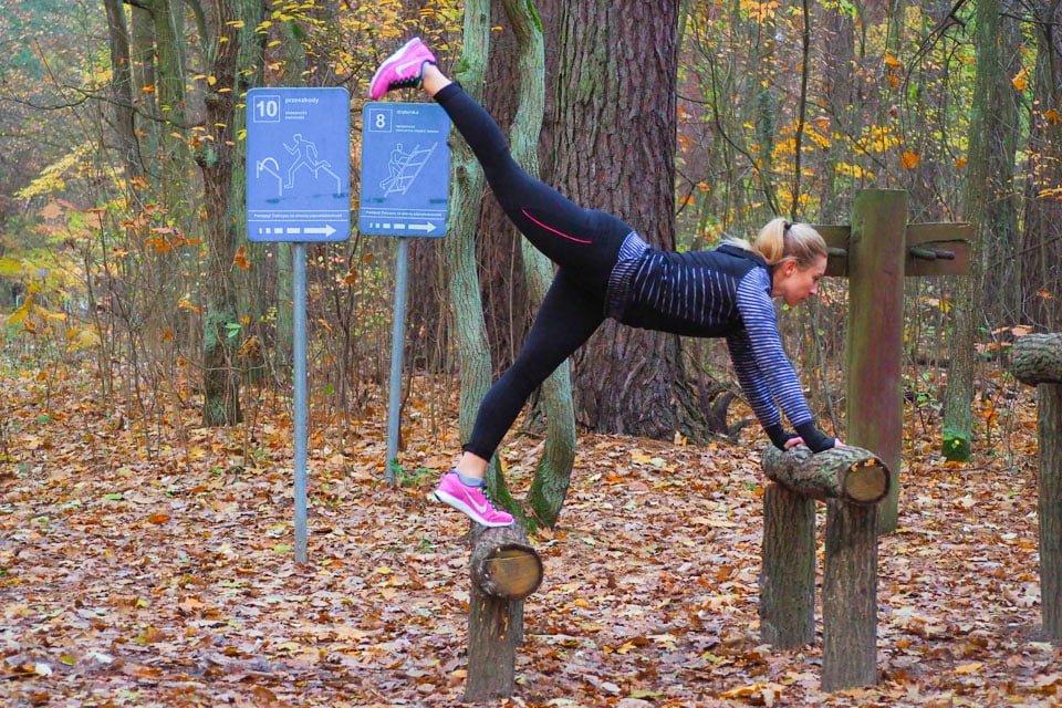 Jesienny trening całego ciała