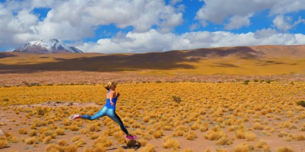 Running in South America - how to motivate yourself to reach your goals?