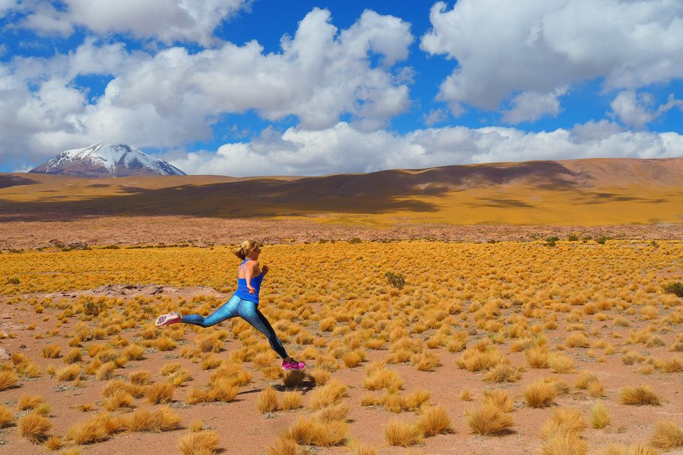 Bieganie w Ameryce Południowej, czyli jak znaleźć w sobie motywację do działania?