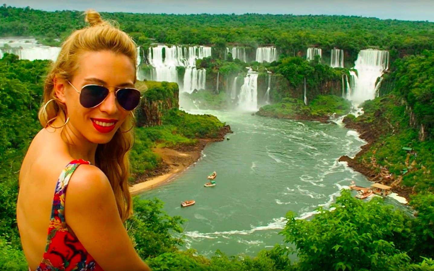 Mój filmik z wyprawy do Ameryki Południowej