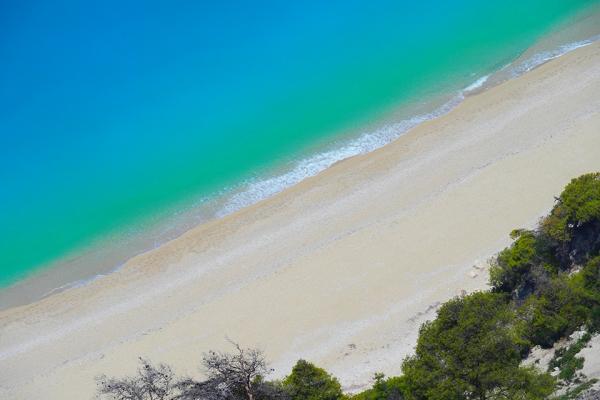 Najpiękniejsze plaże Lefkady