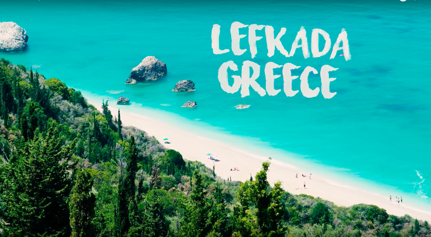 VIDEO: The best memories from Lefkada, Greece