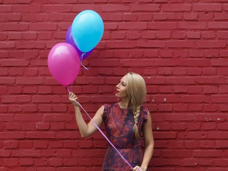Kiedy inni mówią Ci, że się nie da, czyli pierwsze urodziny bloga