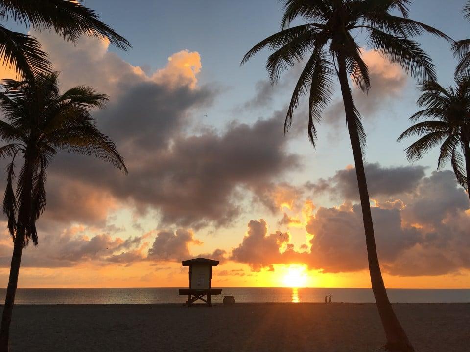 Przeprowadziłam się do Miami!