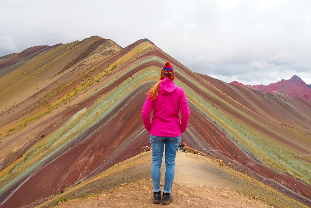 """Góry Tęczowe w Peru – widoki jak z bajki, a doświadczenie """"gówniane"""""""