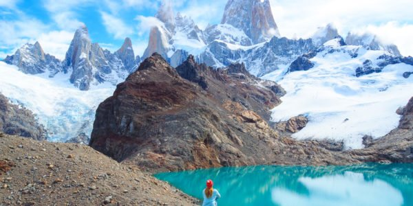 Fitz Roy in Argentina: when you have to deserve to see the beauty of nature