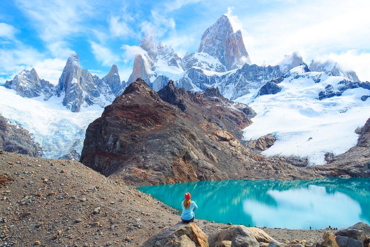 Fitz Roy w Argentynie – gdy natura każe na siebie zasłużyć