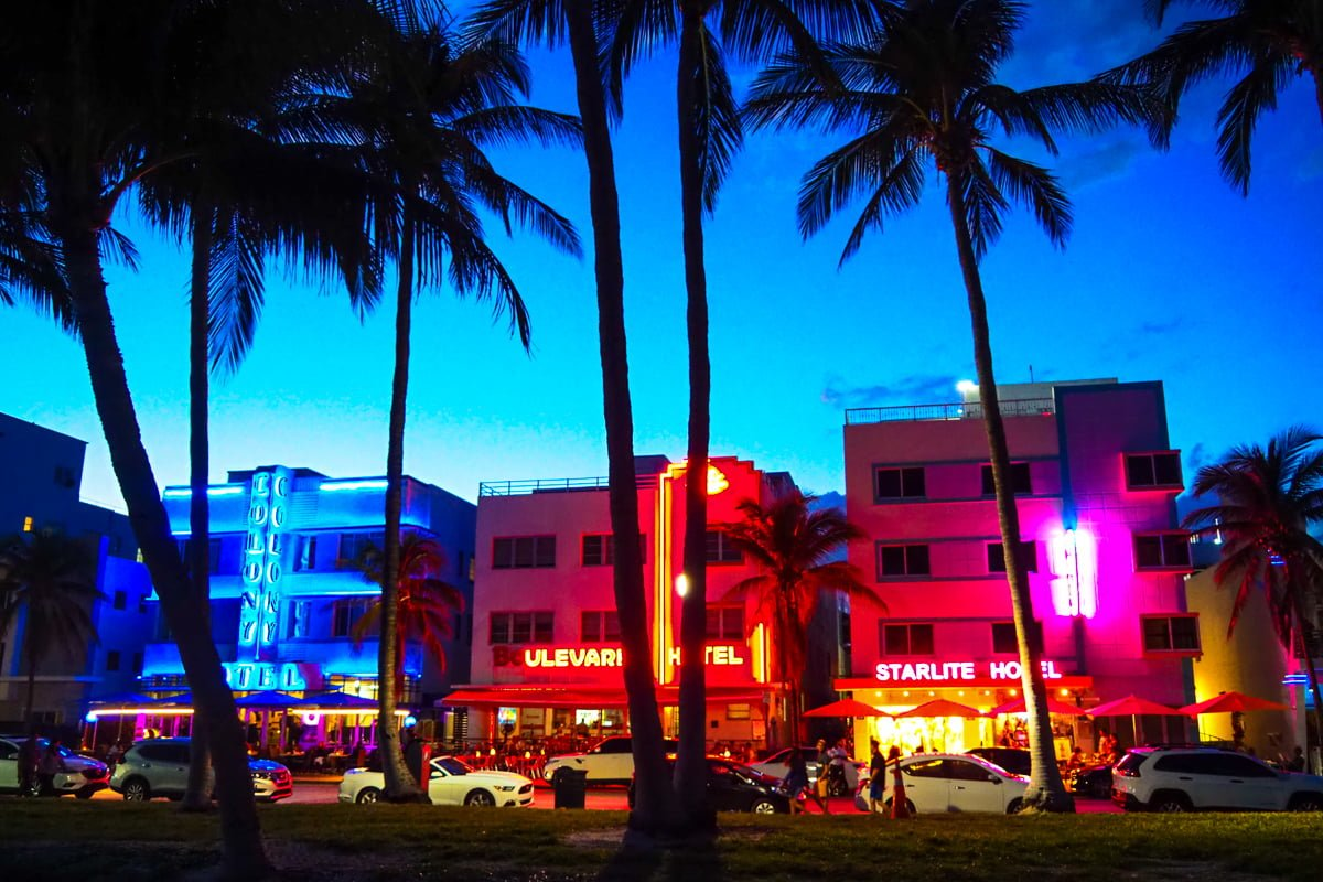 Pocztówka  z Florydy – moich 15 ulubionych zdjęć