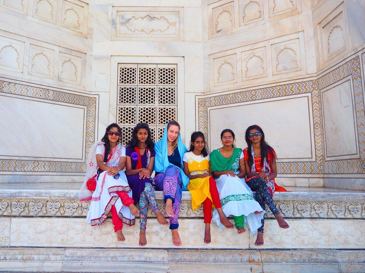 Jak ubrać się w Indiach?