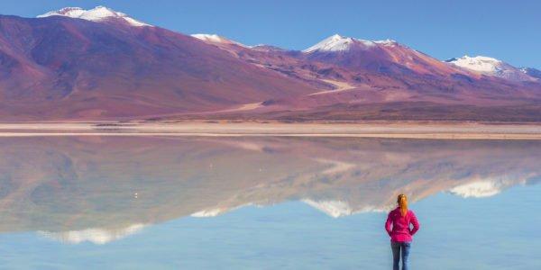 The total off-road to Salar de Uyuni in Bolivia