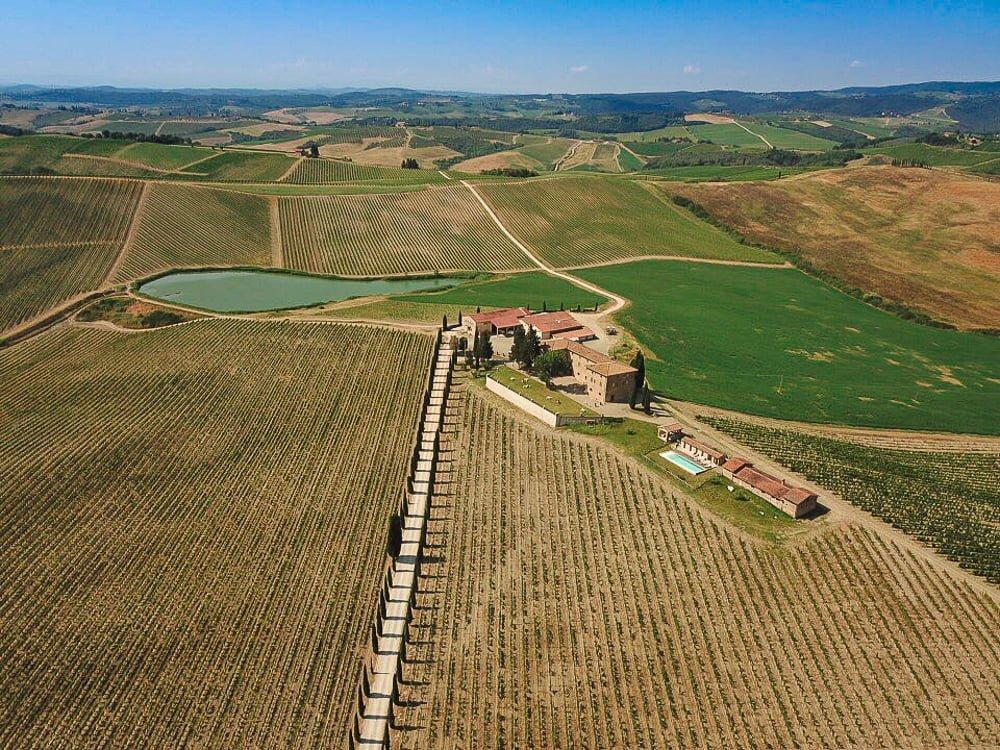 13 top zdjeć z Toskanii, które zainspirują Cię do podróży + filmik z drona