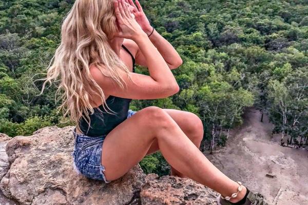 Cobá – najwyższa piramida Majów, na którą można się wdrapać i absurdalna psychologia tłumu