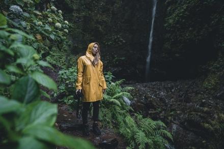 Magiczna tropikalna Madera - wodospad Caldeirão Verde