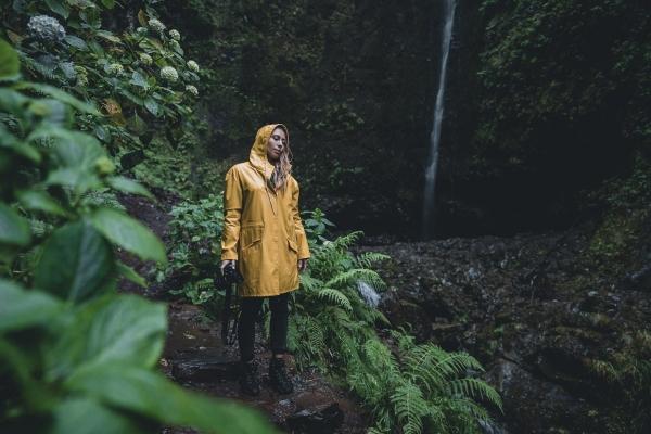 Magical tropical Madeira - the Caldeirão Verde waterfall
