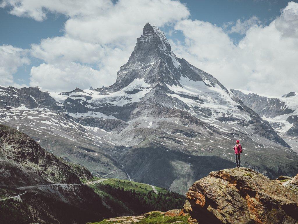 5 Lakes Trail w Zermatt - im mniej oczekujesz, tym więcej dostajesz!