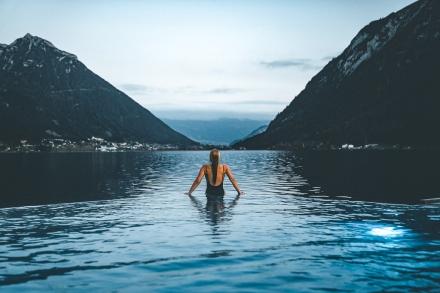 Entners Am See –  najpiękniejszy hotel nad jeziorem Achensee w Austrii