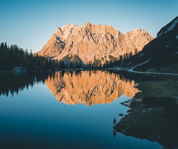 Outdoor paradise - trek to the Seebensee lake in Tirol - practical tips