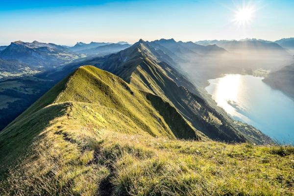 Interlaken i Augstmatthorn trail – najbardziej wyczekiwany hike w Szwajcarii