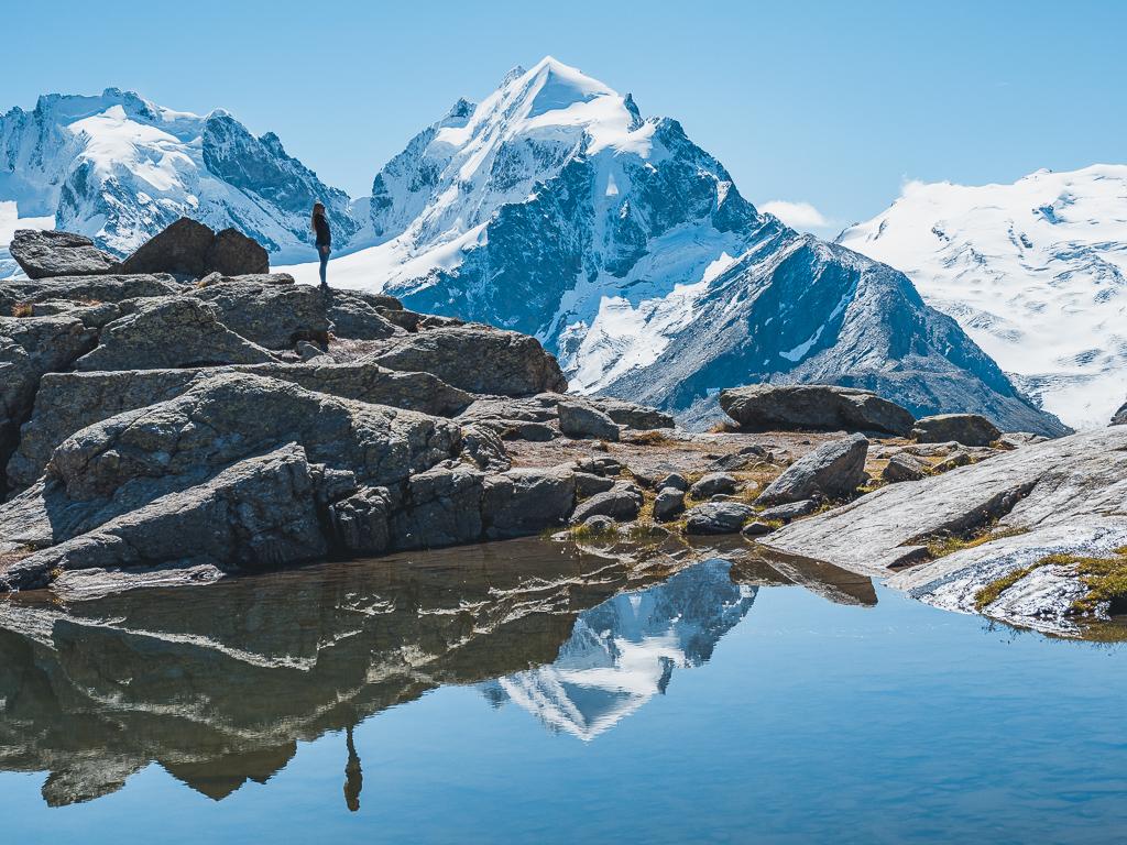 Najpiękniejszy hike w okolicy St. Moritz –  od Fuorcla Surlej do Pontresiny