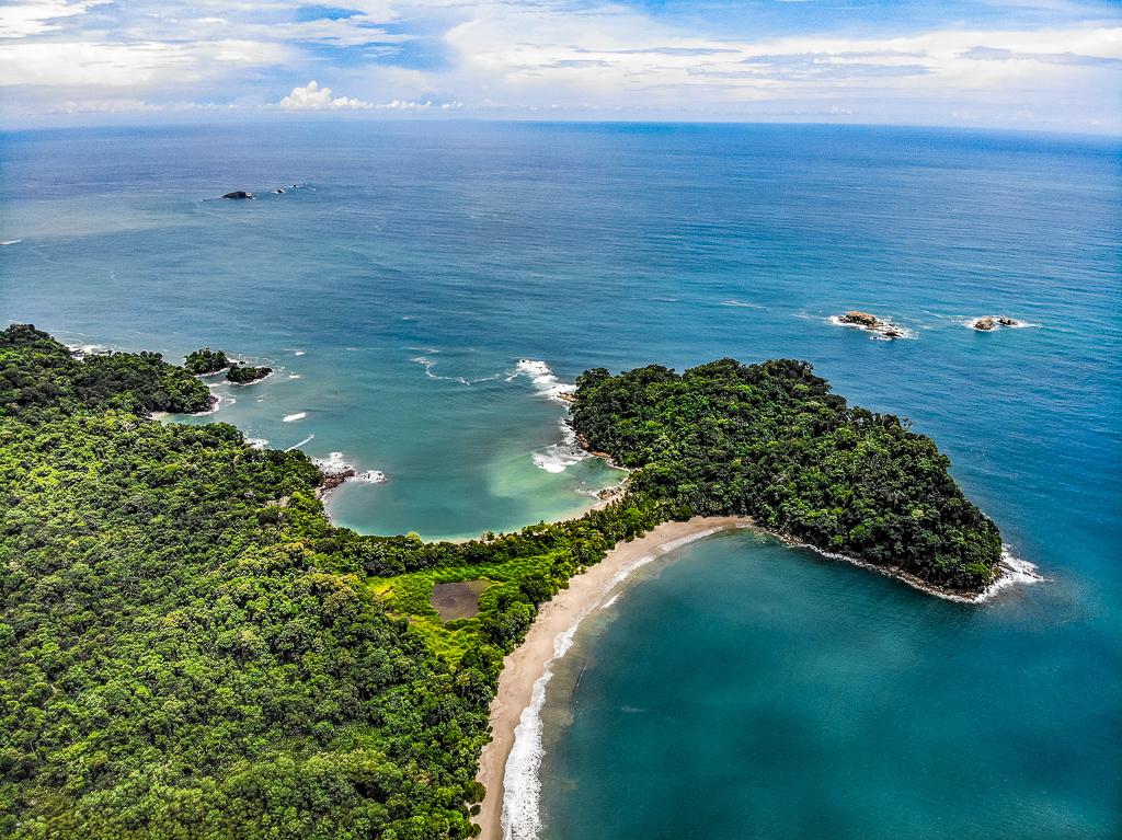 Park Manuel Antonio – najmniejszy i najbardziej popularny park narodowy w Kostaryce